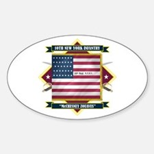 10th New York Infantry Decal
