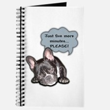 5 More Minutes Journal