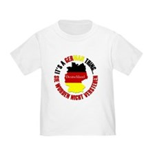 German Thing T
