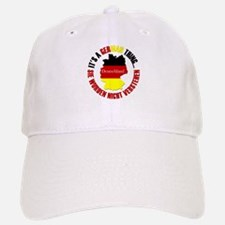 German Thing Baseball Baseball Cap
