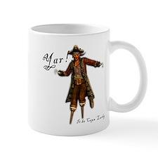 Captain Lucky Mug