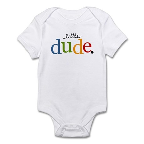 Little Dude Infant Creeper