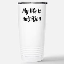 Unique Topic Travel Mug