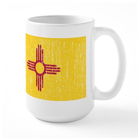 Vintage New Mexico Large Mug