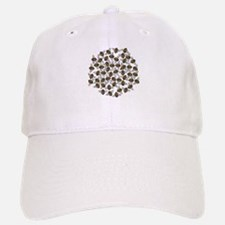 Honeybee Swarm Baseball Baseball Cap