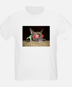 Chill'n Frenchie Kids T-Shirt
