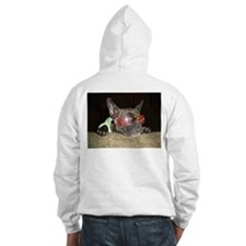 Chill'n Frenchie Jumper Hoody