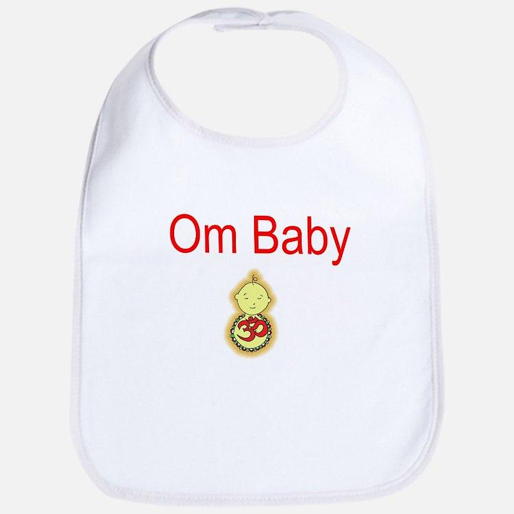Om Baby Bib