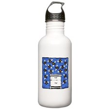 Langstroth and Bees Water Bottle