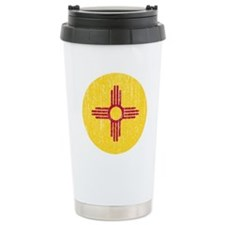 Vintage New Mexico Travel Mug