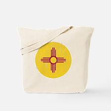 Vintage New Mexico Tote Bag