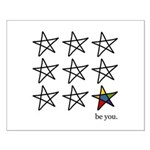 be you Small Poster