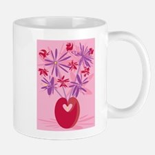 Retro Bouquet Mug