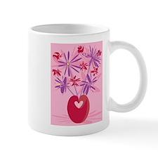 Retro Bouquet Mug