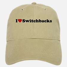 Switchbacks Mt. Whitney Baseball Baseball Cap
