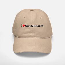 Switchbacks Mt. Whitney Cap