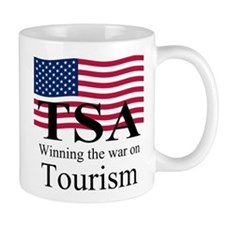TSA War on Tourism Mug
