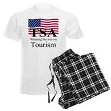 TSA War on Tourism Pajamas