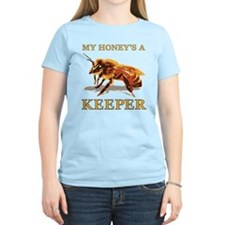 My Honey's a Keeper T-Shirt
