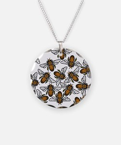 Bee Gathering Necklace