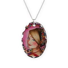 Humming Bird Princess Jewelry Necklace