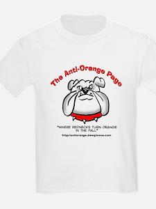 The Anti-Orange Page Kids T-Shirt