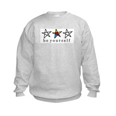 Be Yourself Sweatshirt