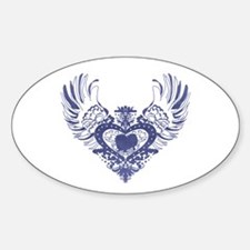 Pekingese Sticker (Oval)