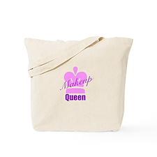 Makeup Queen Tote Bag