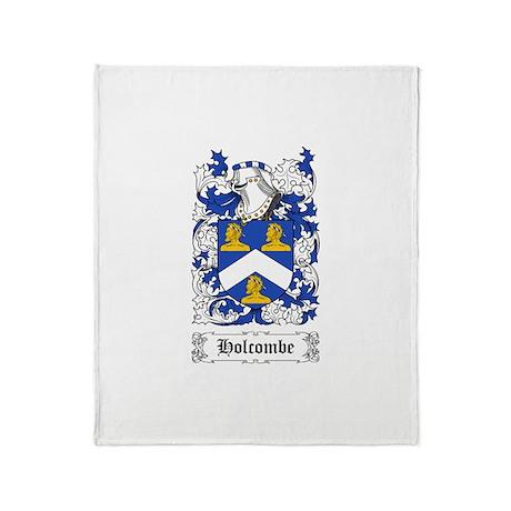 Holcombe Throw Blanket