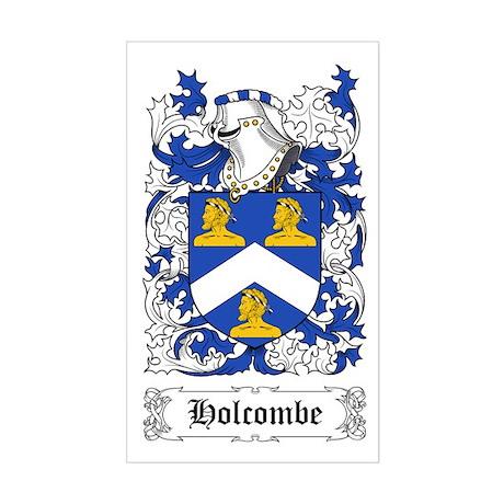 Holcombe Sticker (Rectangle)