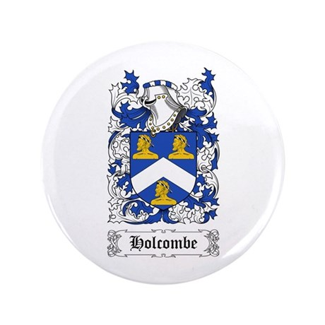 """Holcombe 3.5"""" Button"""