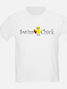 Swim Chick Narrow T-Shirt