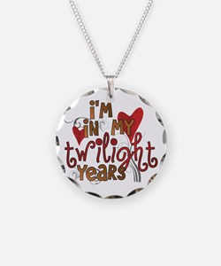 Funny Twilight Years Necklace