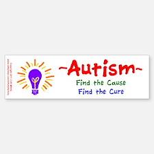 Autism Awareness Car Car Sticker