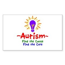 Autism Awareness Stickers