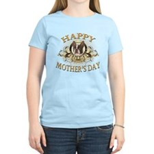 Happy Mother's Day Boston Terrier T-Shirt