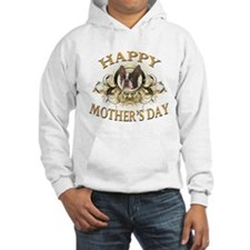 Happy Mother's Day Boston Terrier Hoodie