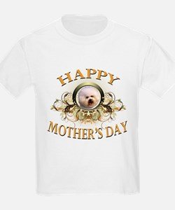 Happy Mother's Day Bichon Frise T-Shirt