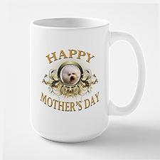 Happy Mother's Day Bichon Frise Mug