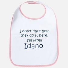From Idaho Bib