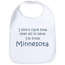 From Minnesota Bib