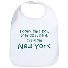 From New York Bib