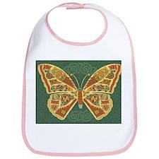 Celtic Butterfly Bib