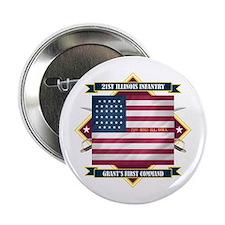 "21st Illinois Infantry 2.25"" Button"