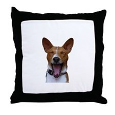 Unique Basenji Throw Pillow
