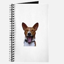 Cute Basenjis Journal