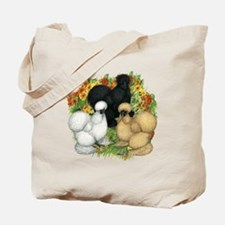 Flower Garden Silkies Tote Bag