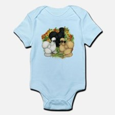 Flower Garden Silkies Infant Bodysuit