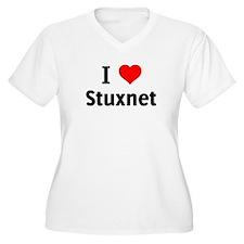 I Love Stuxnet T-Shirt